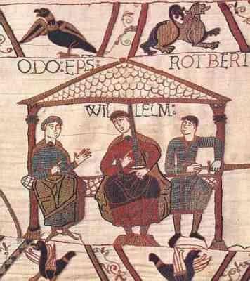 tappezzeria di bayeux feudatari e vassalli paperblog