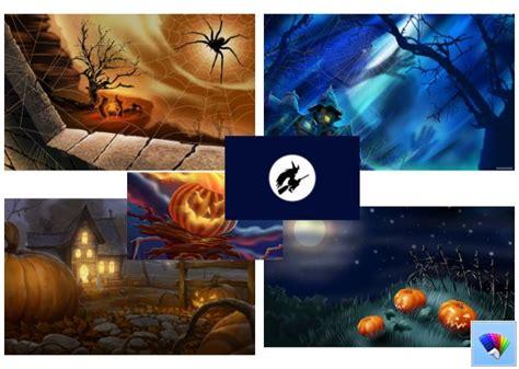 halloween themes for windows 10 windows 10 halloween themes halloween holidays wizard