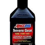 Amsoil 75w 140 Severe Gear Differential Oil