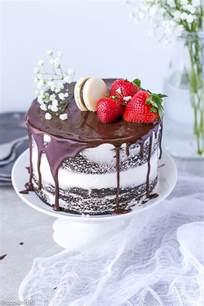 matcha layer cake with white chocolate ganache drip recipe cooking lsl