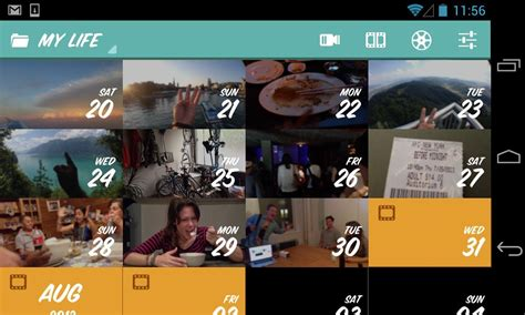 film one second a day new app 1 second everyday challenges you to film each