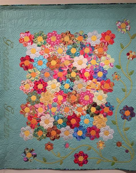 Hexagon Patchwork Projects - best 25 hexagon patchwork ideas on patchwork