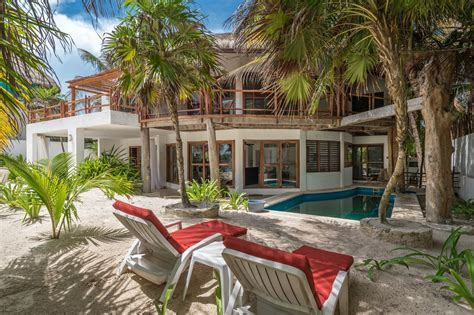 Casa Carolina: Tulum Beach Vacation Rentals Riviera Maya