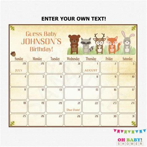 Baby Calendar Due Date Las 25 Mejores Ideas Sobre Predict Due Date En