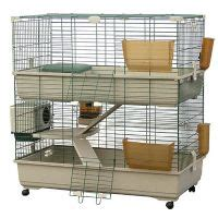 Condo Floor Plans by Two Storey Rabbit Cages The Rabbit House