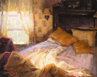 come back to bed steve atkinson painting blog bosque conservatory 2007 art