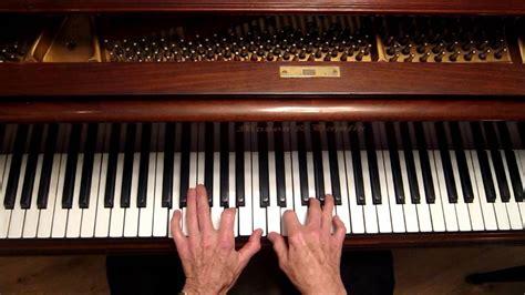 youtube tutorial jazz piano comping the art of accompaniment jazz piano tutorial