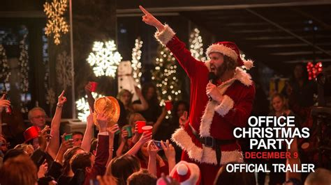 christmas party office christmas party trailer 2 2016 paramount