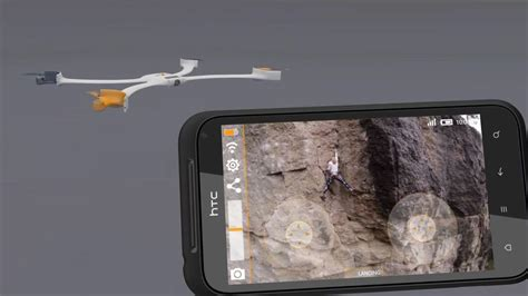 Drone Nixie meet nixie the selfie taking drone