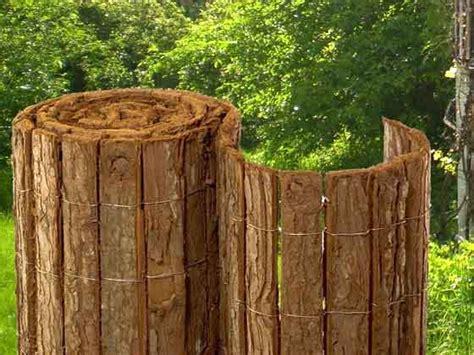 hochbeet günstig selber bauen 2249 blickdichter natursichtschutz aus rindenholzmatten