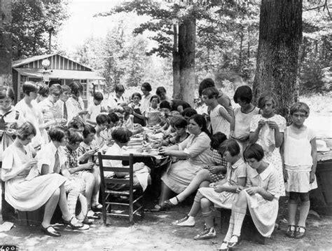 sewing roup anniston al alabama sewing club girls july 1928