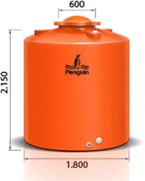 Tangki Air Penguin Kapasitas 1050 Liter Tb 110 tangki silinder penguin tb 500