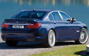 sport cars bmw alpina b7 2012 car