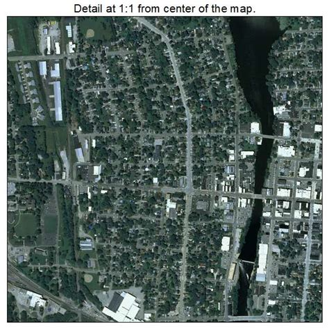 watertown wi map aerial photography map of watertown wi wisconsin