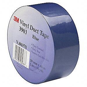 light blue vinyl tape 3m duct tape 2 x 50 yd 6 5 mil blue vinyl 15f771 3903