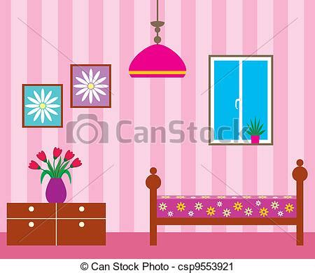 Room Wall Clipart Vector Clip Of Living Room Csp9553921 Search Clipart