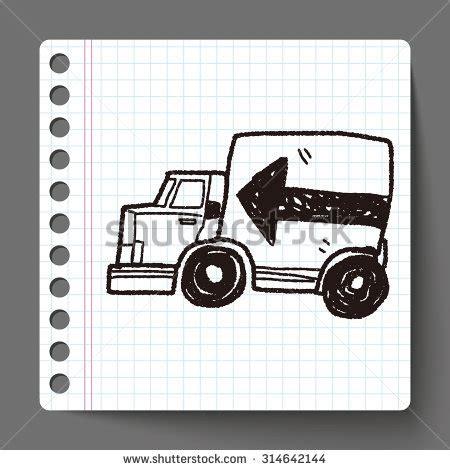 doodle truck free stock photos royalty free images vectors