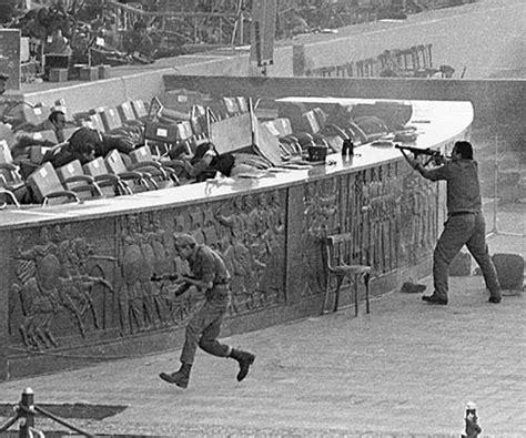 anwar sadat the assassination of anwar sadat 1981 historical photos