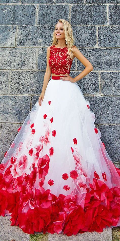 Colourful Wedding Gowns by Colorful Wedding Dresses Bridesmaid Dresses