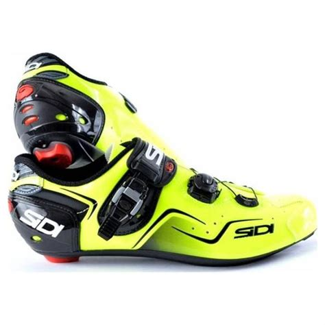 Kaos Triathlon 02 sidi kaos neon shoes retto
