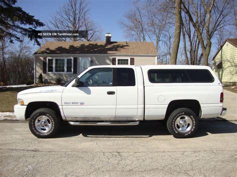 Dodge 4 Door by 1999 Dodge Ram 1500 Up Truck Qd 4x4 4 Door Magnum Power