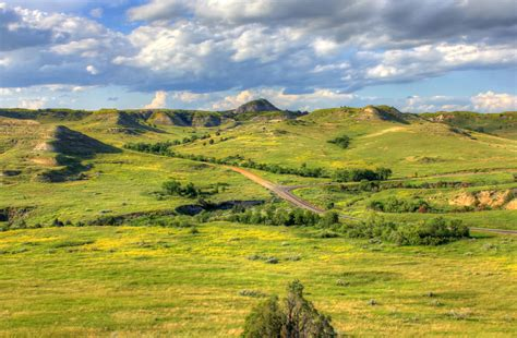free stock photo of landscapes of grasslands and hills at