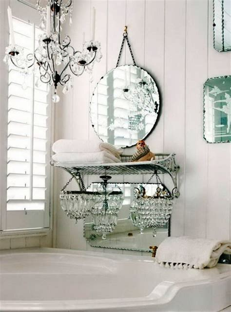 Modern Shabby Chic Bathroom by 50 Amazing Shabby Chic Bathroom Ideas