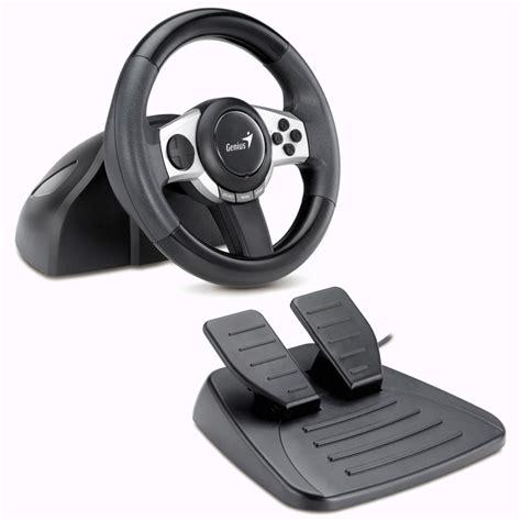 volante f1 ps3 genius volant trioracer f1 pro pc ps3 wii 31620030100