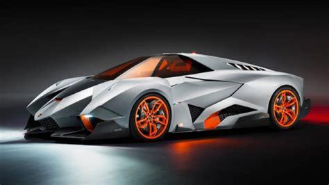 One Seater Lamborghini Egoista by The Lamborghini Egoista Only Needs One Seat To Be Amazing