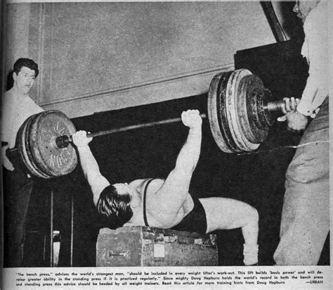 bench press facts keep on pressing overhead mark pieciak
