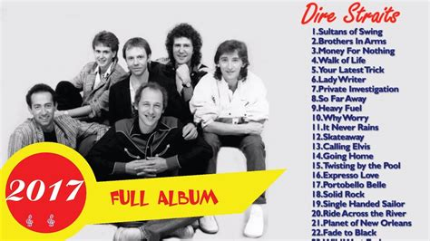 best dire straits song dire straits greatest hits best song of dire straits