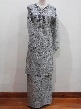 pattern jubah songket 27 best images about baju tradisi on pinterest