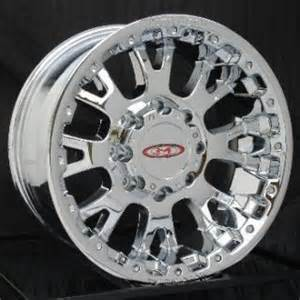 Ford Truck Chrome Wheels 18 Inch Chrome Wheels Rims Xd 795 Ford F250 350 Superduty