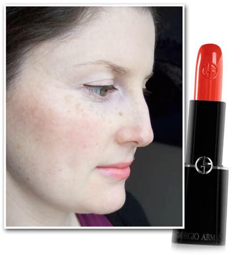 Harga Giorgio Armani D Armani Lipstick giorgio armani d armani sheer lipstick review