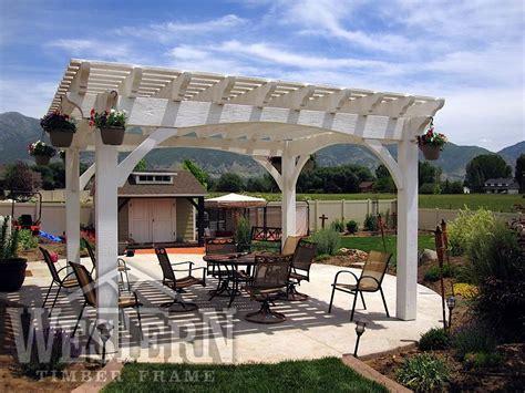 decks and pergolas construction manual pergola a frame pergola