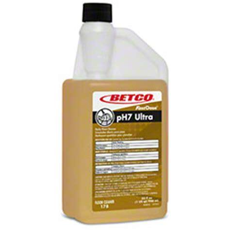 ph7 ultra floor cleaner betco 174 ph7 ultra floor cleaner 32 oz bottle hjs