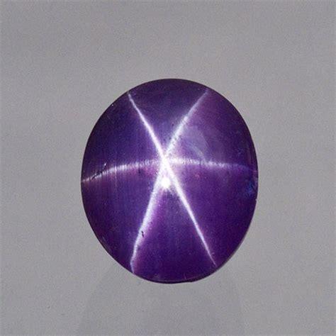 Purple Sapphire Starsrilanka Ring Silver grape asterism 6 32 carats 9 42 x 8 02 x 7 52 mm photo dixon purple sapphire from