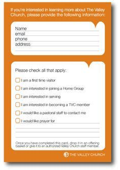 church volunteer info card template free printable prayer request church bulletin templates
