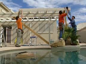 attaching patio roof to existing roof create rafters for a patio roof how tos diy