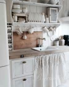 Shabby Chic Kitchen Curtains 32 Sweet Shabby Chic Kitchen Decor Ideas To Try Shelterness