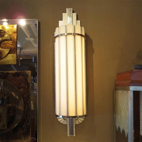 Theater Lighting Fixtures Deco Large Theater Wall Sconces At 1stdibs