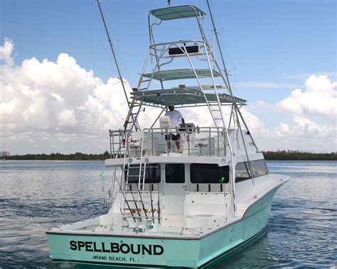 swordfish fishing miami charters on the all new 57 - Deep Sea Sport Fishing Boats