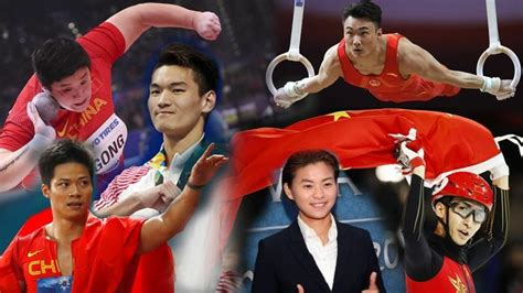 top  chinese athletes   sports china daily
