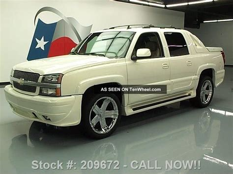Southern Comfort Automotive by 2006 Chevy Avalanche Southern Comfort 22 S 38k