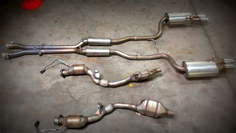 audi s4 b6 exhaust b6 b7 audi s4 piggie pipes downpipes car zshow