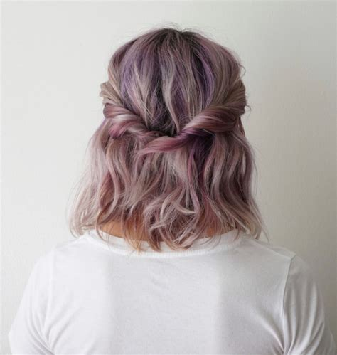 hairstyles medium length hair put up pictures up hairstyles for mid length hair 2017 black