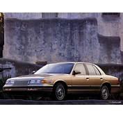 Mercury Grand Marquis 1992–95 Photos 1024x768