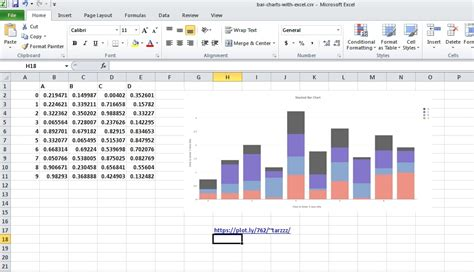excel data layout for stacked bar chart make a stacked bar chart online with plotly and excel