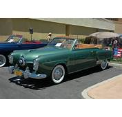 1950 Studebaker Commander  Information And Photos MOMENTcar