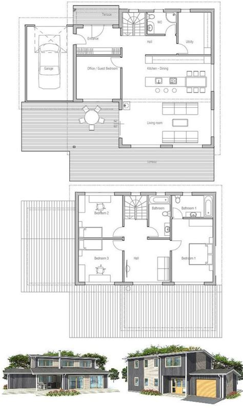 terraced house floor plan terraced house plans floor plans home design and style